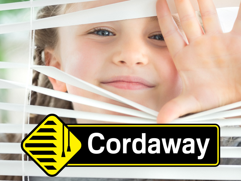 Logo and Branding Design for Cordaway safety device