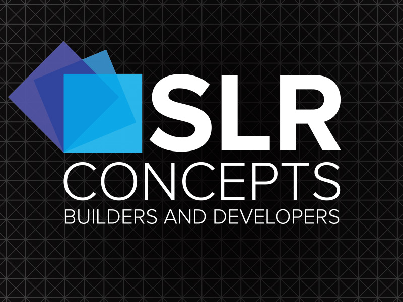 Logo and Branding Design for Slr Concepts Builders and Developers