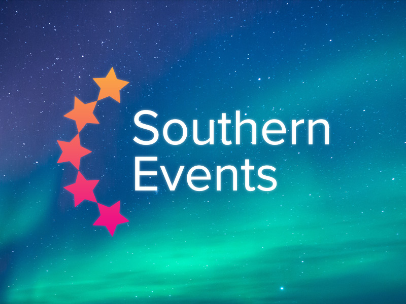 Logo and Branding Design for Southern Events