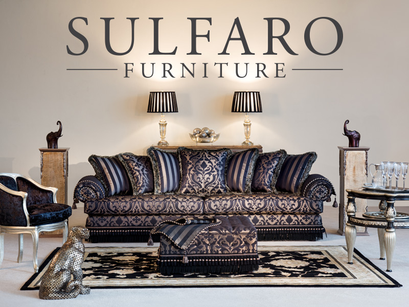 Logo and Branding Design for Sulfaro Furniture