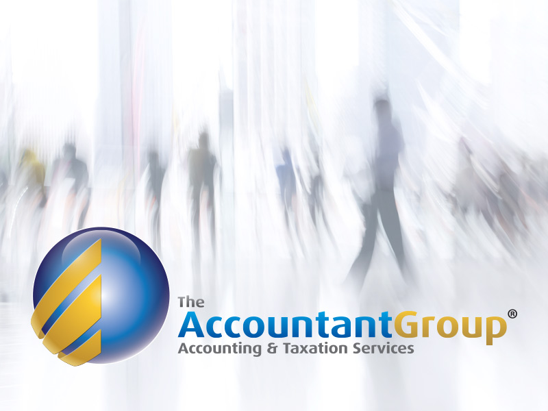 Logo and Branding Design for the Accountant Group