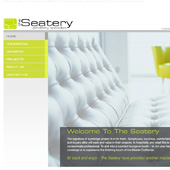 The Seatery Website by MBC