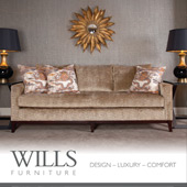 Promotional Brochure for Wills Furniture